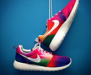 colourful, crimson, and shoes image