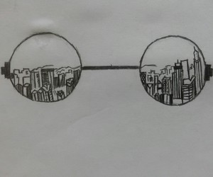 draw, new york, and harry potter image