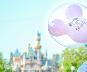 disney, balloons, and tumblr image