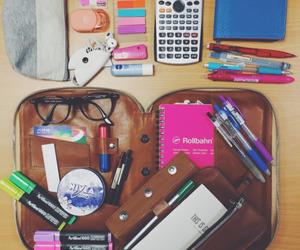 school and agenda image