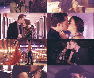 gossip girl, blair waldorf, and love image