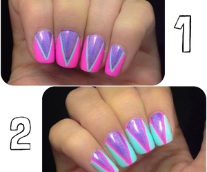2, nail art, and nails image