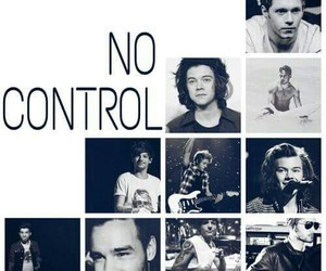 no control, louis, and 1d image
