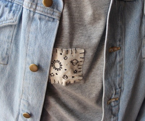 style, grunge, and jeans image
