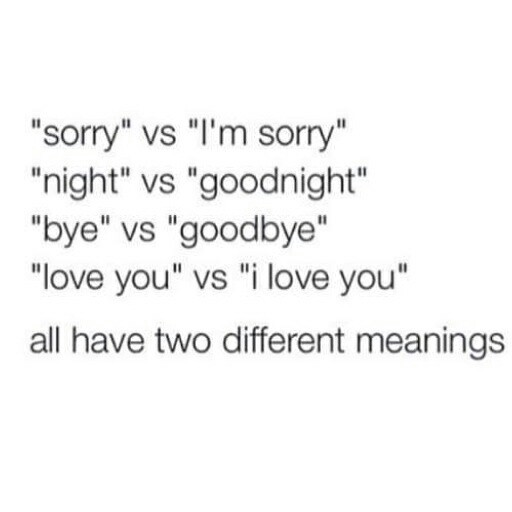 sorry and love image
