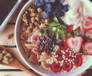 fruit, breakfast, and food image