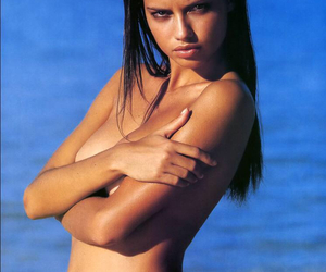 Adriana Lima and supermodel image