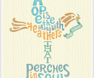 hope, inspiring, and hope quotes image