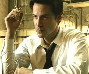 keanu reeves and Constantine image