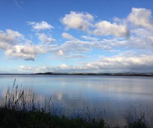lake, newzealand, and taupo image