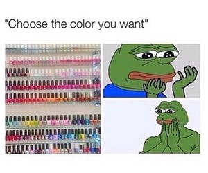 funny, nails, and girls image