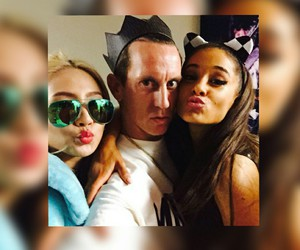 CL and ariana image