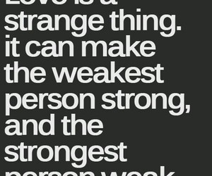 strong, weak, and quotes image