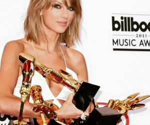 Taylor Swift, awards, and music image