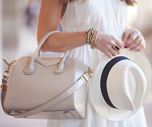 fashion, Givenchy, and hat image