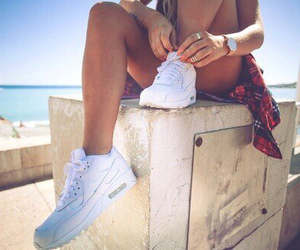 shoes, summer, and nike image