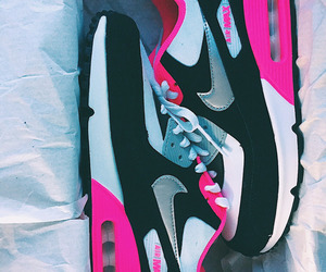 air max, fashion, and beauty image
