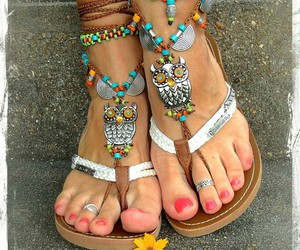 sandals and cute image