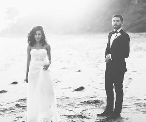amazing, couple, and dress image