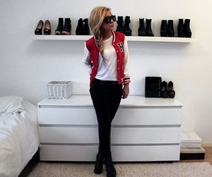 girl, shoes, and blonde image