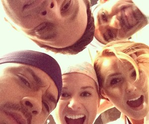 grey's anatomy and cast image