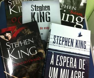 books and Stephen King image