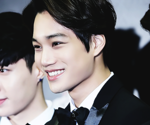kai, exo, and kpop image