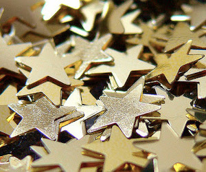 stars and gold image