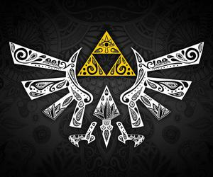 Legend of Zelda, print, and shirt image
