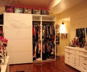 closet, fashion, and style image