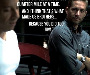 brothers, paul walker, and Vin Diesel image