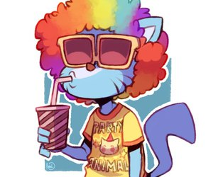 amazing world of gumball and gumball watterson image