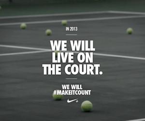 nike tennis image