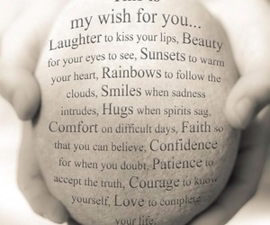 goodness, wishes, and love image