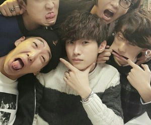 derp, dorks, and b1a4 image