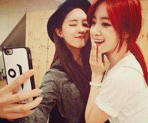 eunjung, hyomin, and t-ara image