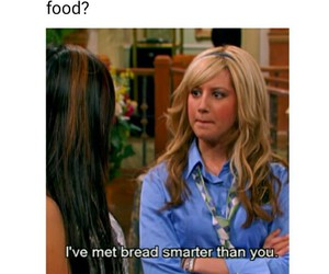funny and bread image