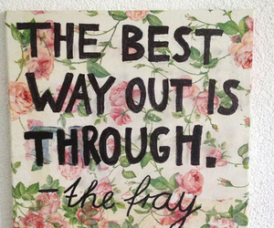 quote, the fray, and hipster image