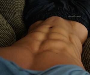 abs, fit, and Hot image