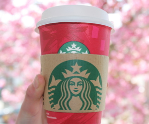feed, flowers, and starbucks image