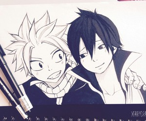 fairy tail, anime, and brothers image