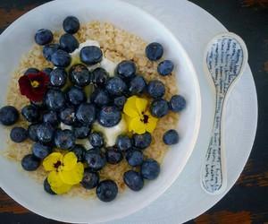 breakfast, health, and berries image