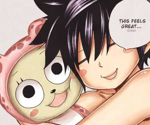 fairy tail, gray, and gray fullbuster image