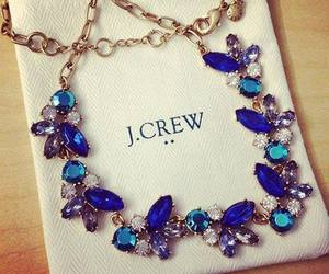 blue, accessories, and necklace image