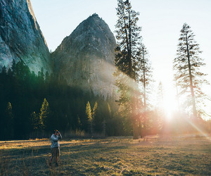 nature, explore, and landscape image