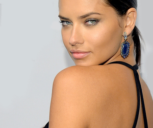 fashion, Adriana Lima, and model image