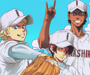 diamond no ace and ace of diamond image