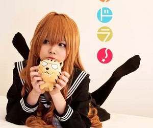 cosplay and toradora image