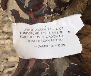 life, london, and quotes image