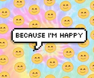 happy, wallpaper, and smile image